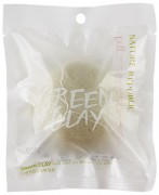 NATURE REPUBLIC Beauty Tool Natural Jelly Cleansing Puff Green Clay Очищающий спонж, 1 шт